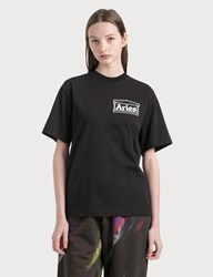 Aries Skate T Shirt Black