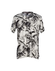 Iuter Topwear T Shirts Men Light Grey