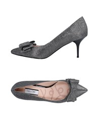 Lucy Choi London Pumps Silver