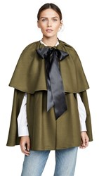 Adam By Adam Lippes Tiered Cape Loden