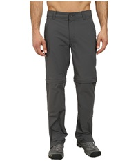 Marmot Transcend Convertible Pant Slate Grey Men's Casual Pants Multi