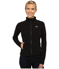 Arc'teryx Delta Lt Jacket Black Women's Coat