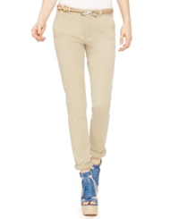 Polo Ralph Lauren Skinny Chino Pants Surplus Khaki