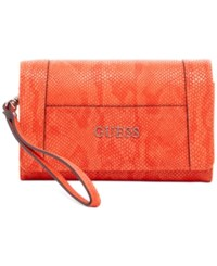 Guess Delaney Phone Organizer Sunset