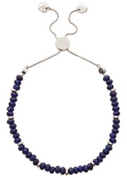 Lola Rose Wilton Place Beaded Bracelet Blue
