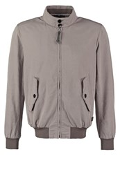 Marc O'polo Summer Jacket Old Paper Grey