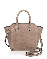 Ivanka Trump Small Tribeca Solutions Satchel Pale Taupe