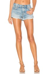 Grlfrnd Adriana Mid Rise Slouchy Short Tacked And Rolled Love Rollercoaster