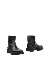 Alberto Guardiani Ankle Boots Black