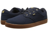 Dvs Shoe Company Quentin Navy Gum Canvas Men's Skate Shoes