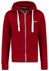 Superdry Tracksuit Top Redhook Grit