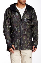Dc Axis 15 Snow Jacket Black