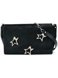 Corto Moltedo Medium 'Trestelle' Shoulder Bag Black
