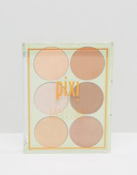 Pixi And Maryam Maquillage Strobe And Bronze Palette Multi