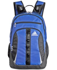 Adidas Men's Prime Ii Backpack Royal Blue