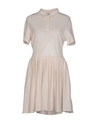 Dress Gallery Short Dresses Light Pink