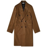 Our Legacy Whale Coat Brown