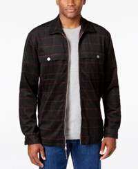 Tommy Bahama Men's Ramero Shirt Jacket Charcoal Heather