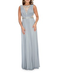 Decode 1.8 Embellished Lace Cutout Gown