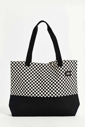 Vans Beached Tote Bag Black And White