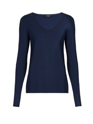 Max Mara Fianco Sweater Navy