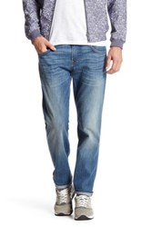 7 For All Mankind Brett Bootcut Jean Blue