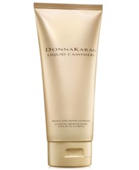 Donna Karan Liquid Cashmere Seductive Body Lotion 6.7 Oz