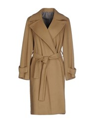Tonello Coats And Jackets Coats Women Sand