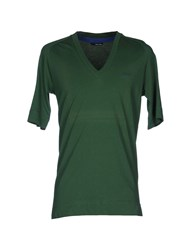 Italia Independent T Shirts Green