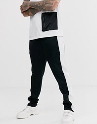 Wesc Diego Track Trousers Black