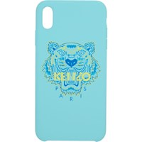 Kenzo Blue And Yellow Tiger Iphone X Xs Case