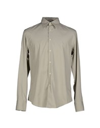 Gianfranco Ferre Gf Ferre' Shirts Shirts Men Grey
