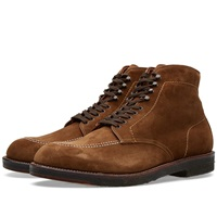 Alden Indy Boot Snuff Suede