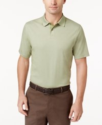 Tasso Elba Men's Classic Fit Supima Blend Cotton Polo Only At Macy's Lt Fennel