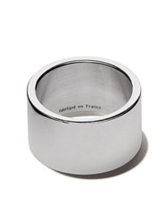 Le Gramme Polished 19G Ring Silver