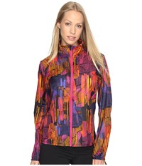 Brooks Lsd Jacket Sunset Kasbah Women's Coat Multi