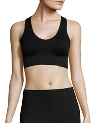 Candc California Melissa Seamless Built Up Sports Bra Black