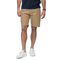 Universal Works Camel Slub Deck Shorts Yellow