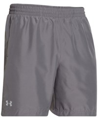 Under Armour Men's Launch 7 Running Shorts Gph Gph Re