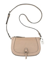 Nine West Evelina Contrast Crossbody Bag Cashmere