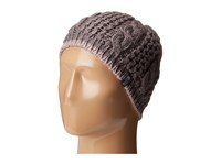 The North Face Cable Minna Beanie Rabbit Grey Beanies Gray