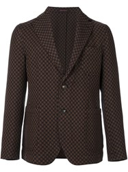 The Gigi 'Angie' Blazer Brown