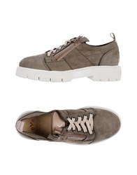 O.X.S. Lace Up Shoes Grey