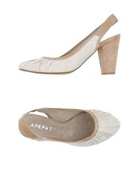 Apepazza Pumps Ivory