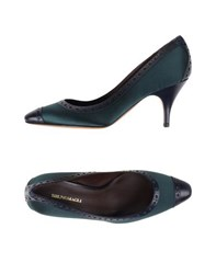 Bruno Magli Footwear Courts Women Dark Green