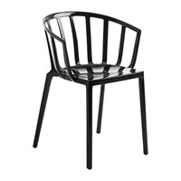 Kartell Venice Chair Black