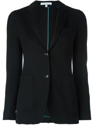 Boglioli Double Button Blazer Black