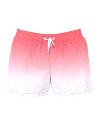 Guess Swim Trunks Coral