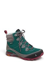 Women's Ahnu 'Sugarpine' Waterproof Boot Deep Teal