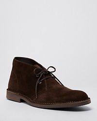 The Men's Store At Bloomingdale's Suede Chukka Boots Bloomingdale's Exclusive Chocolate
